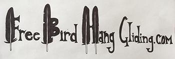 FREEBIRD HANG GLIDING Logo